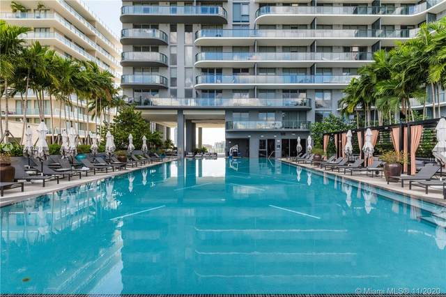 121 NE 34th St #905, Miami, FL 33137 (MLS #A10792511) :: Patty Accorto Team
