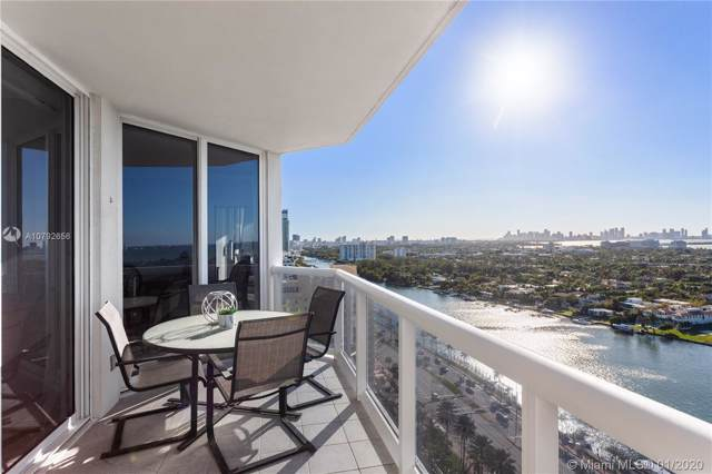 4779 Collins Ave #2406, Miami Beach, FL 33140 (MLS #A10792656) :: ONE Sotheby's International Realty