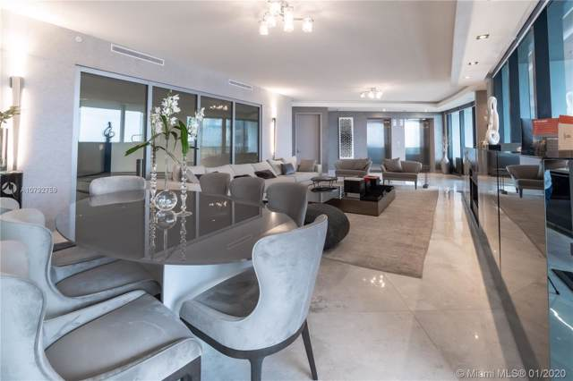 18555 Collins Ave #2203, Sunny Isles Beach, FL 33160 (MLS #A10792759) :: The Teri Arbogast Team at Keller Williams Partners SW