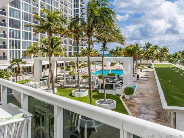 10275 Collins Ave #221, Bal Harbour, FL 33154 (MLS #A10794111) :: Patty Accorto Team