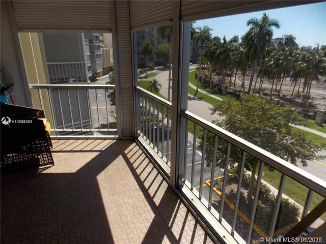 300 Diplomat Pkwy #403, Hallandale, FL 33009 (MLS #A10794361) :: The Riley Smith Group