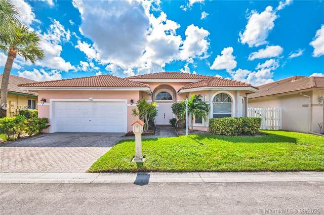 11520 SW 10th St, Pembroke Pines, FL 33025 (MLS #A10795256) :: ONE | Sotheby's International Realty