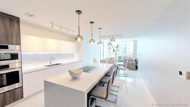 851 NE 1st Ave #3011, Miami, FL 33132 (MLS #A10795402) :: Ray De Leon with One Sotheby's International Realty