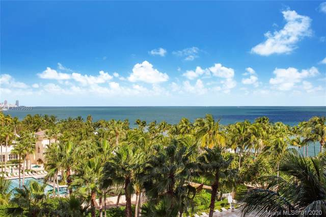 799 Crandon Blvd #704, Key Biscayne, FL 33149 (MLS #A10795503) :: The Paiz Group