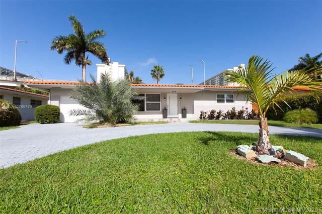 251 191st Ter, Sunny Isles Beach, FL 33160 (MLS #A10795739) :: Berkshire Hathaway HomeServices EWM Realty