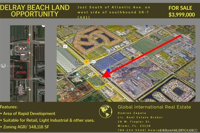 441 (SR-7), Delray Beach, FL 33446 (MLS #A10796128) :: The Teri Arbogast Team at Keller Williams Partners SW