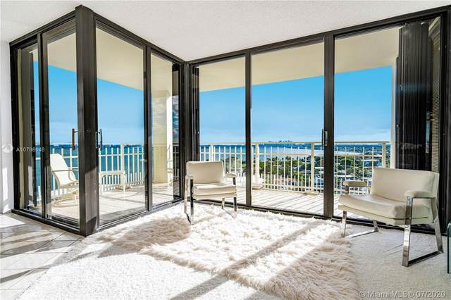 4000 Towerside Ter #1208, Miami, FL 33138 (MLS #A10796646) :: The Teri Arbogast Team at Keller Williams Partners SW