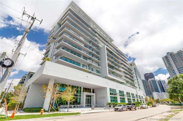 1600 SW 1st Ave Th-01, Miami, FL 33129 (MLS #A10796704) :: Berkshire Hathaway HomeServices EWM Realty