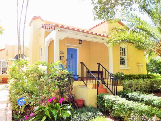 1209 Ferdinand St, Coral Gables, FL 33134 (MLS #A10796846) :: Albert Garcia Team