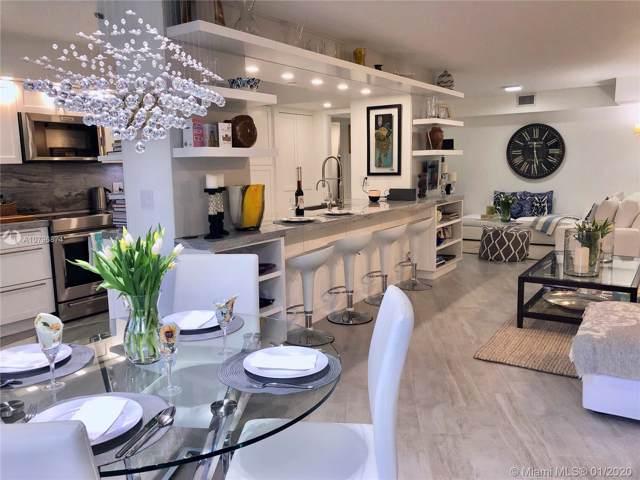 1000 Quayside Ter #305, Miami, FL 33138 (MLS #A10796874) :: Berkshire Hathaway HomeServices EWM Realty