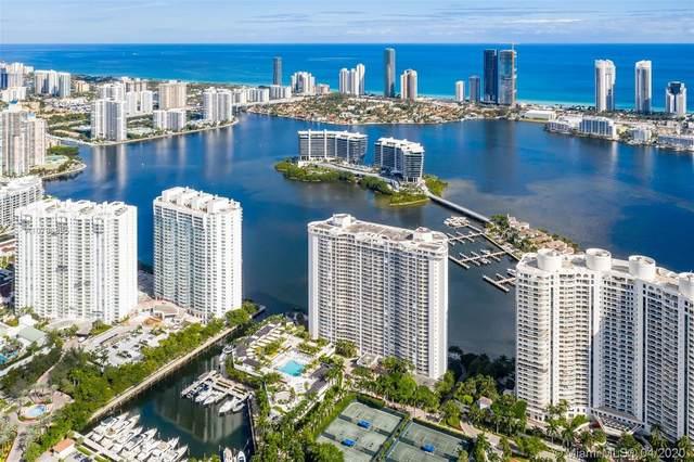 7000 Island Blvd #407, Aventura, FL 33160 (MLS #A10796895) :: The Teri Arbogast Team at Keller Williams Partners SW