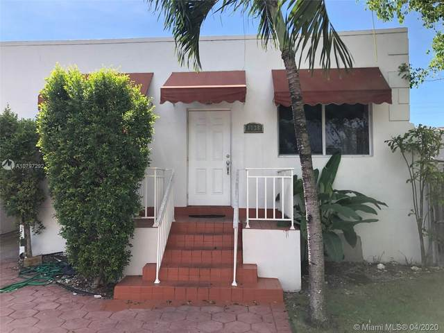 1738 SW 17th St, Miami, FL 33145 (MLS #A10797292) :: ONE   Sotheby's International Realty