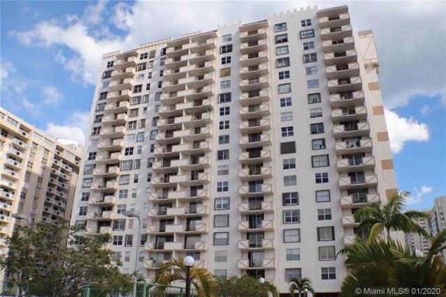 1865 S Ocean Dr 2E, Hallandale Beach, FL 33009 (MLS #A10797457) :: Castelli Real Estate Services