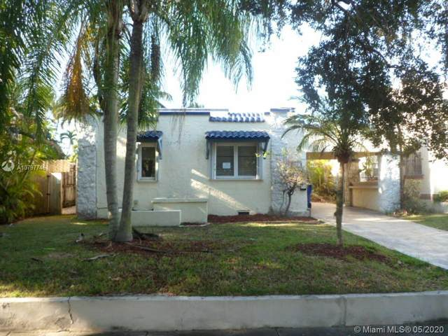 158 SW 20th Rd, Miami, FL 33129 (MLS #A10797746) :: The Teri Arbogast Team at Keller Williams Partners SW