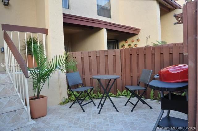 271 W Park Dr 7-6, Miami, FL 33172 (MLS #A10797996) :: Berkshire Hathaway HomeServices EWM Realty