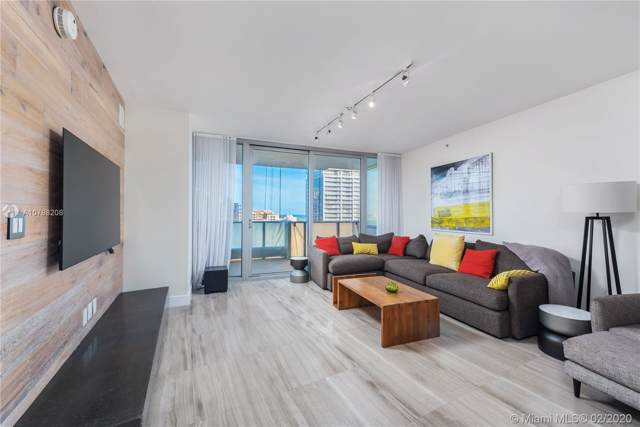 200 Biscayne Boulevard Way #3405, Miami, FL 33131 (MLS #A10798208) :: Berkshire Hathaway HomeServices EWM Realty