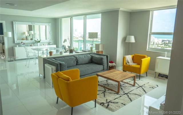 650 West Ave #2608, Miami Beach, FL 33139 (MLS #A10798492) :: Grove Properties