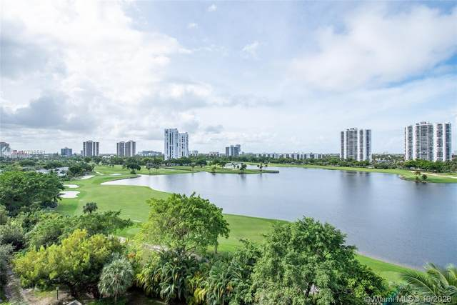 20000 E Country Club Dr #806, Aventura, FL 33180 (MLS #A10798591) :: ONE Sotheby's International Realty