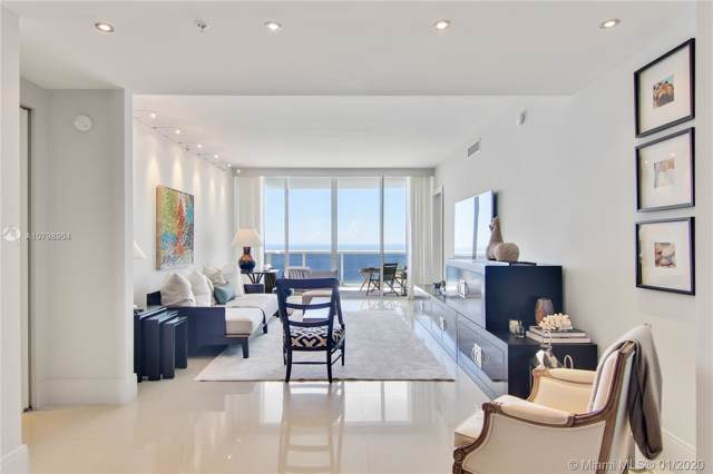 18101 Collins Ave #5002, Sunny Isles Beach, FL 33160 (MLS #A10798904) :: The Adrian Foley Group