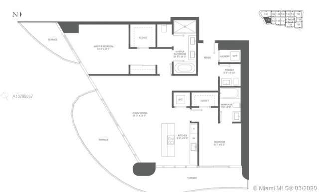 1000 Brickell Plaza #4001, Miami, FL 33131 (MLS #A10799087) :: The Rose Harris Group