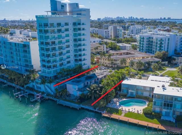 10271 E Bay Harbor Dr, Bay Harbor Islands, FL 33154 (MLS #A10799234) :: Lucido Global