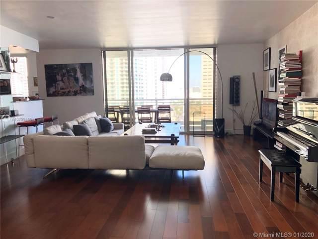 901 Brickell Key Blvd #2006, Miami, FL 33131 (MLS #A10799455) :: Berkshire Hathaway HomeServices EWM Realty