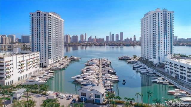 17111 Biscayne Blvd #1007, North Miami Beach, FL 33160 (MLS #A10799460) :: The Teri Arbogast Team at Keller Williams Partners SW