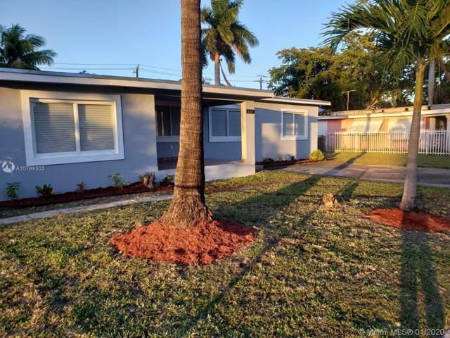 485 NE 141st St, North Miami, FL 33161 (MLS #A10799503) :: The Jack Coden Group