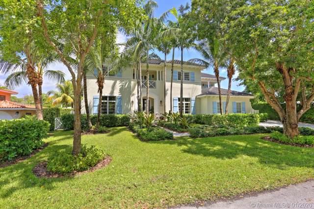 1431 Coruna Ave, Coral Gables, FL 33156 (MLS #A10799701) :: The Adrian Foley Group