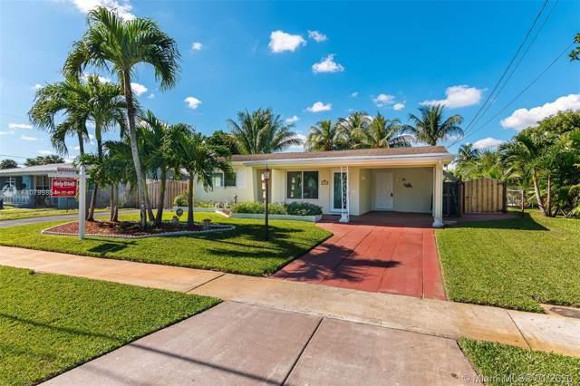 4421 SW 33rd Ave, Dania Beach, FL 33312 (MLS #A10799854) :: Albert Garcia Team