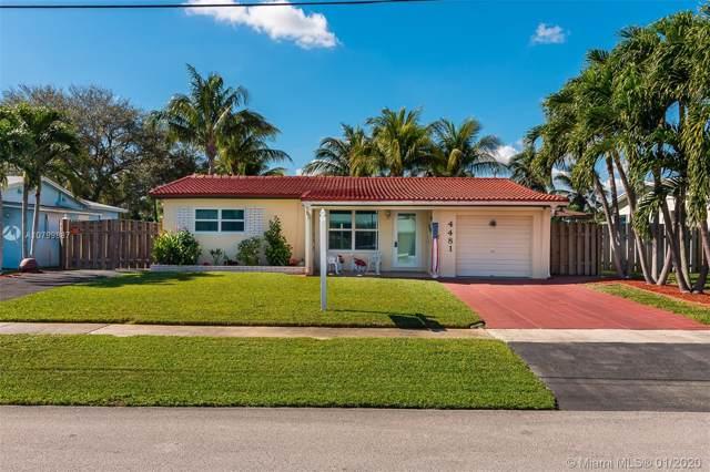 4481 SW 34th Dr, Dania Beach, FL 33312 (MLS #A10799887) :: Albert Garcia Team