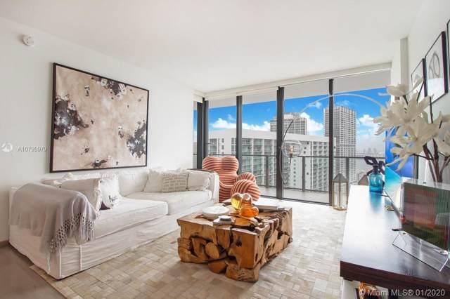 68 SE 6th St #3507, Miami, FL 33131 (MLS #A10799979) :: Castelli Real Estate Services