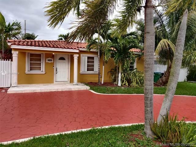 9891 SW 45th St, Miami, FL 33165 (MLS #A10800004) :: The Teri Arbogast Team at Keller Williams Partners SW