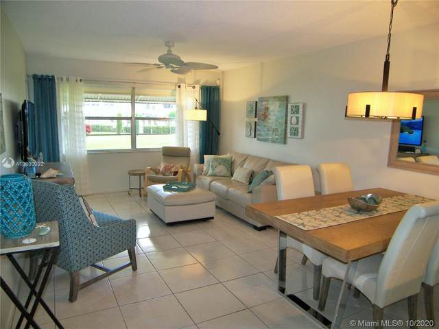 4431 NW 16th St H107, Lauderhill, FL 33313 (MLS #A10800092) :: Ray De Leon with One Sotheby's International Realty