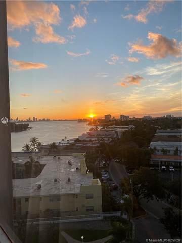 900 Bay Dr #815, Miami Beach, FL 33141 (MLS #A10800139) :: Laurie Finkelstein Reader Team