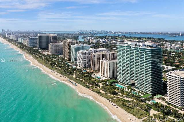 10201 Collins Ave #807, Bal Harbour, FL 33154 (MLS #A10800311) :: Castelli Real Estate Services
