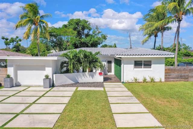 2205 NE 124th Street, North Miami, FL 33181 (MLS #A10800316) :: Berkshire Hathaway HomeServices EWM Realty