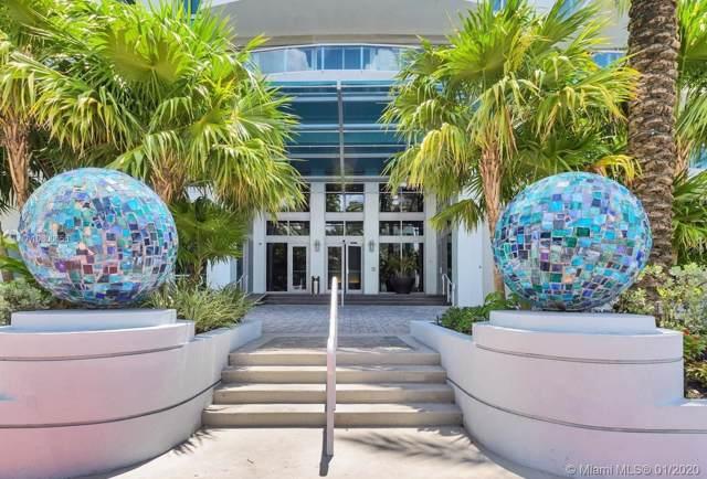 9401 Collins Ave #603, Surfside, FL 33154 (MLS #A10800658) :: Castelli Real Estate Services