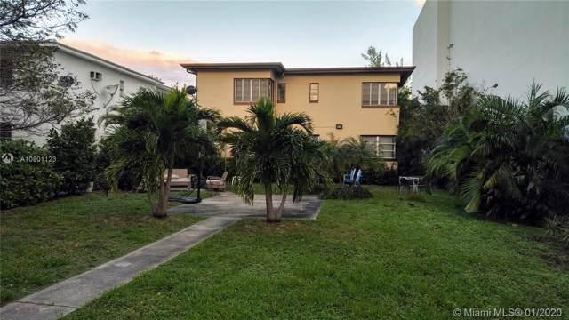 755 Alton Rd, Miami Beach, FL 33139 (MLS #A10801123) :: Miami Villa Group