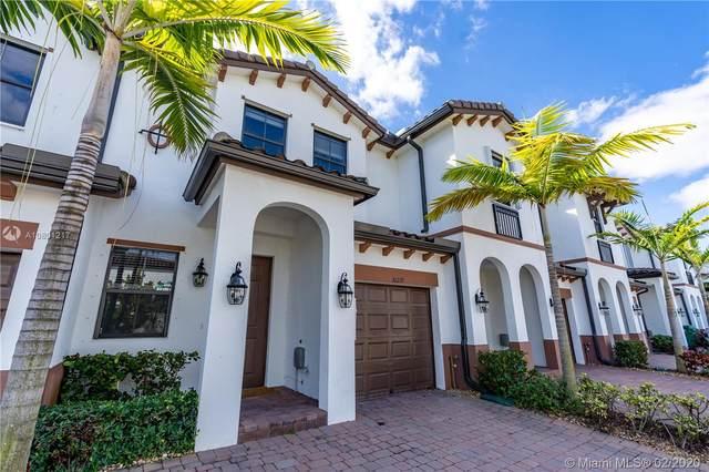 10218 NW 88th Ter #0, Doral, FL 33178 (MLS #A10801217) :: Berkshire Hathaway HomeServices EWM Realty