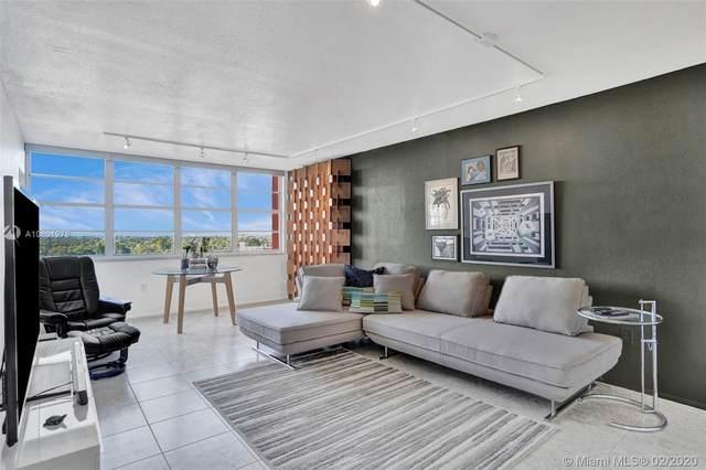1301 NE Miami Gardens Dr 1003W, Miami, FL 33179 (MLS #A10801278) :: Berkshire Hathaway HomeServices EWM Realty