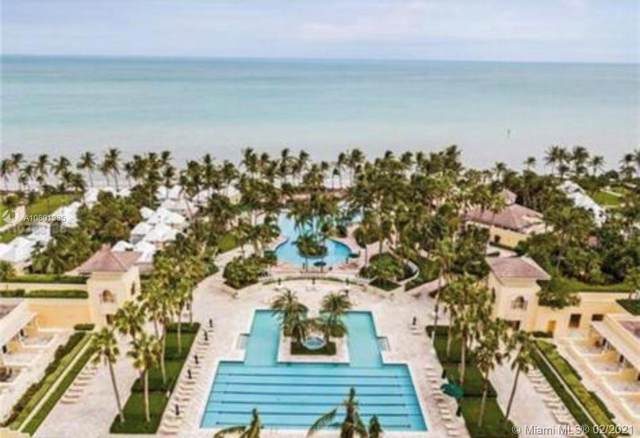 781 Crandon Blvd #306, Key Biscayne, FL 33149 (#A10801335) :: Posh Properties