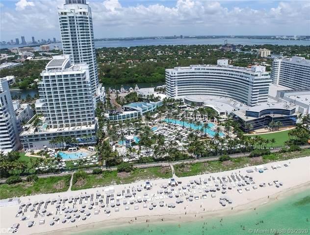 4401 Collins Ave 1215/1217, Miami Beach, FL 33140 (MLS #A10801901) :: Patty Accorto Team