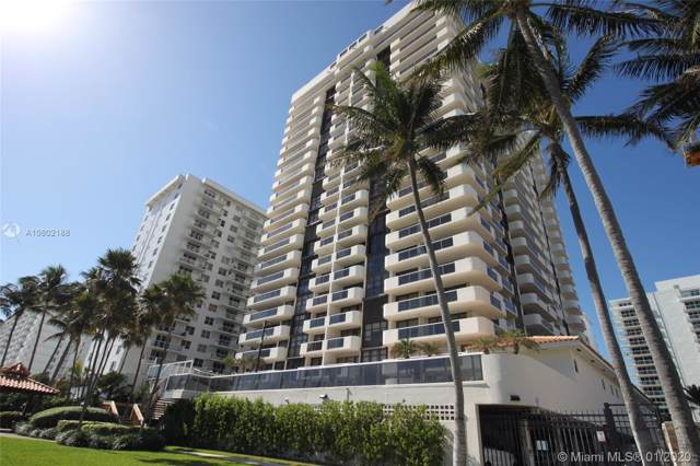 5757 Collins Ave #602, Miami Beach, FL 33140 (MLS #A10802188) :: Patty Accorto Team