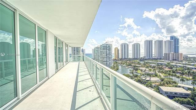 400 Sunny Isles Blvd Ph-04, Sunny Isles Beach, FL 33160 (MLS #A10802364) :: Podium Realty Group Inc