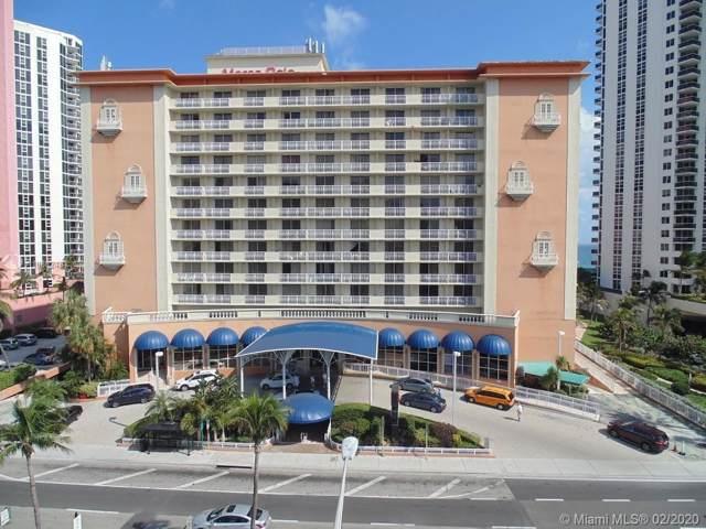 19201 Collins Ave #230, Sunny Isles Beach, FL 33160 (MLS #A10802481) :: The Paiz Group