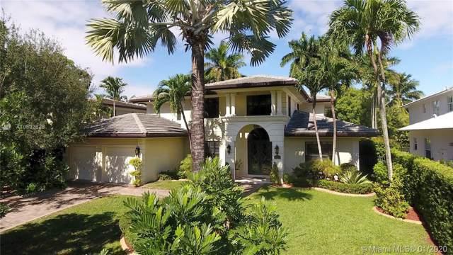 6071 SW 85th St, South Miami, FL 33143 (MLS #A10802628) :: Grove Properties