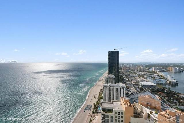 18975 Collins #4402, Sunny Isles Beach, FL 33160 (MLS #A10803174) :: Berkshire Hathaway HomeServices EWM Realty