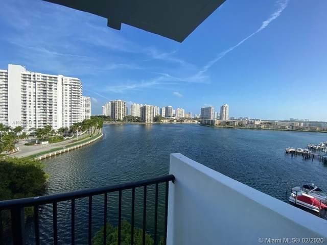 2780 NE 183rd St #816, Aventura, FL 33160 (MLS #A10803671) :: Green Realty Properties