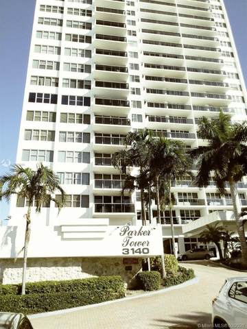3140 S Ocean Dr #1201, Hallandale Beach, FL 33009 (MLS #A10803888) :: The Pearl Realty Group